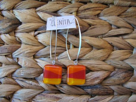 louga-boucles-d-oreilles-carree-fermoir-long-orange-peps-rouge-profond-jaune-orange