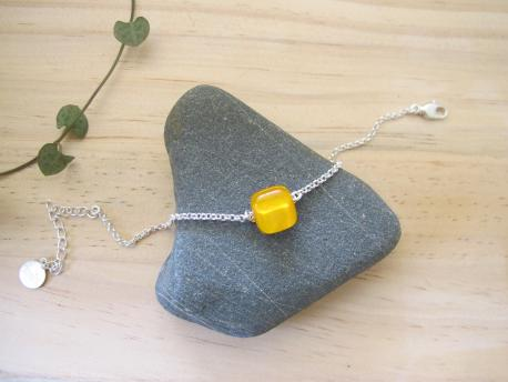 bracelet-suzon-argent-jaune-orange